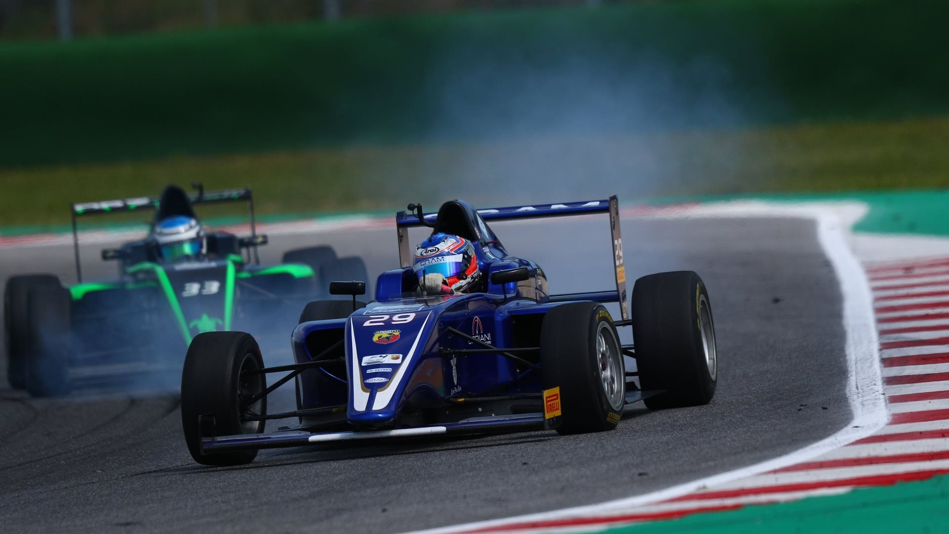 Italian F4 Championship <br><span class='sub-caption'>#Formule 4</span><br><a href='/exkluzivne/italian-f4-championship-9ccf0c8b.html' class='btn btn-info rounded-0 read-more'>Více o pořadu</a>